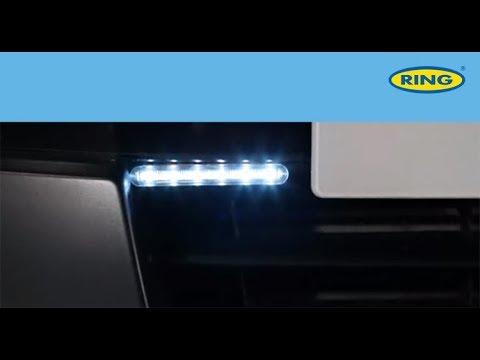 Ultra Slim Cruise-lite Ice LED Daytime Styling Lamps