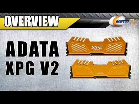 ADATA XPG V2 16GB DDR3 SDRAM Desktop Memory Overview - Newegg TV