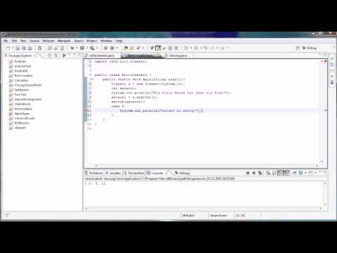 Java Tutorial 19 – Switch (Reloaded?)