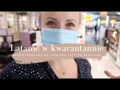 Lot w czasie pandemii | vlog | nieesia