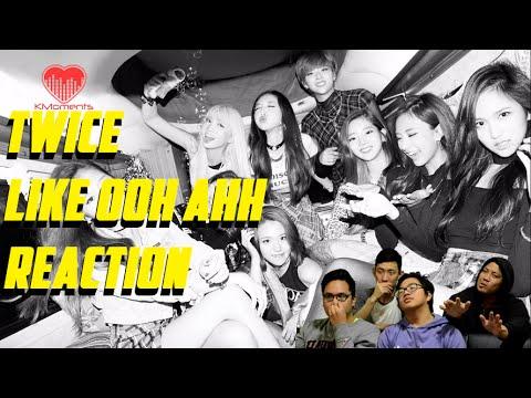 Video [4LadsReact] TWICE (트와이스) - Like OOH-AHH (OOH-AHH 하게) MV Reaction download in MP3, 3GP, MP4, WEBM, AVI, FLV January 2017