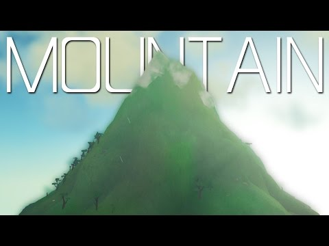 IS THIS EVEN A GAME? | Mountain (видео)