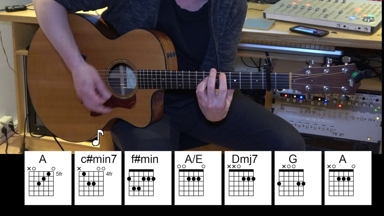 For No One – Acoustic Guitar – The Beatles
