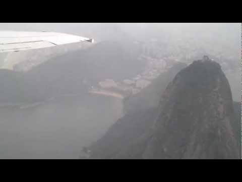 Decolagem a partir do Aeroporto Santos Dumont - SDU/RJ | Gol 1580【S.RIO】