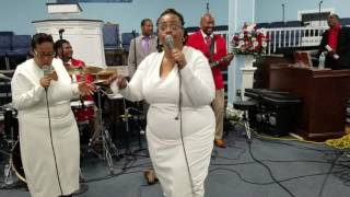 Claude Alston and Zion Hill Singers  34th Anniversary(3)