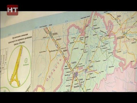 Участок дороги в Чудовском районе может быть передан на баланс Ленинградской области