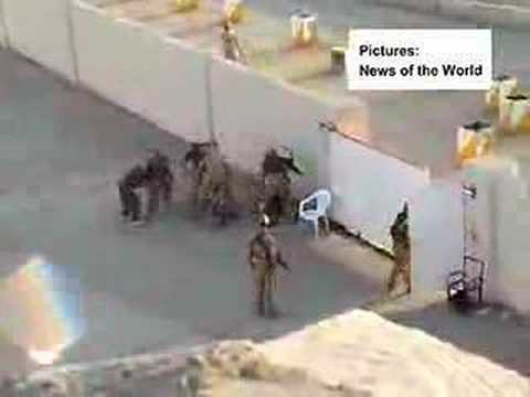 Britse Troepen in Irak