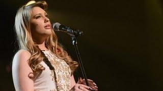 Ella Henderson sings Katy Perry's Firework - Live Week 5 - The X Factor UK 2012