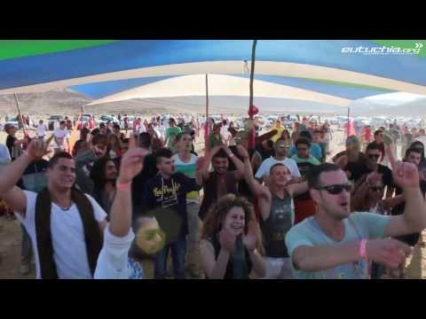 Sanga - Magic Mizrahi & Holymen Live in Israel @ Negev Desert