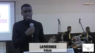 "AESEF TV | ""La patience"" par Fr. Kévin"