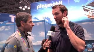 New York Ranger Rick Nash talks to TTPM at 2016 Toy Fair
