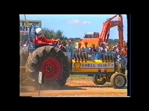 Tractorpulling - http://www.landbouwenmachines.be © http://www.deoudedoos.be.