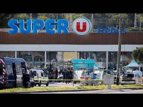 Ομηρία σε σούπερ μάρκετ στη Γαλλία: Τουλάχιστον 3 νεκροί