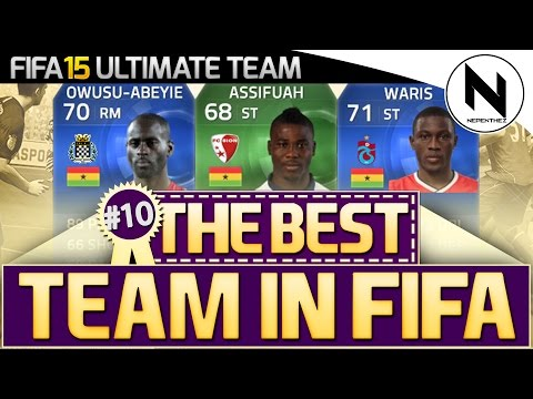 silver - 10K SILVER PACE TEAM!! - FIFA 15 The Best Team in FIFA! #10, FIFA 15 Silver Squad Builder, Ultimate Team Pace Silvers, FIFA 15 Ultimate Team, - FIFA 15
