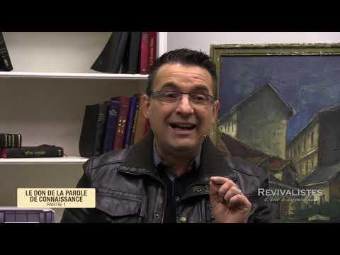 Franck ALEXANDRE - Glorieuse Destinée : Revivalistes - Le don de la Parole de connaissance - Partie 1