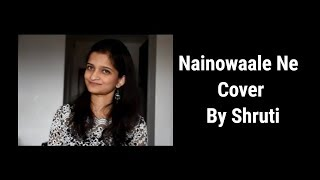 Video Nainowaale Ne| Padmaavat | Female Cover Version | Shruti Deshpande MP3, 3GP, MP4, WEBM, AVI, FLV Agustus 2018
