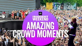 Video Sing it back - Biggest Weekend's best crowd moments MP3, 3GP, MP4, WEBM, AVI, FLV Agustus 2018