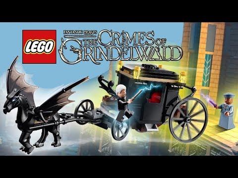 LEGO Fantastic Beasts 2018 set revealed!