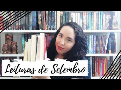 Leituras de Setembro (2019) + SORTEIO   Um Livro e Só