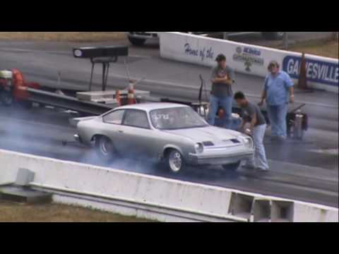 Turbo 13b Rotary Chevy Vega Test n' Tune