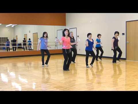 Clap Happy ! – Line Dance (Dance & Teach)
