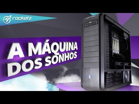 PC GAMER DOS SONHOS (4-Way SLI TITAN X)