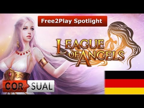 F2P Spotlight: League of Angels (de)