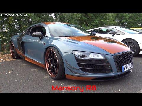Audi R8 V10 Mansory