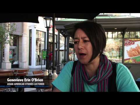 Asian American Stereotypes– Voice of America Kristina Wong, Erin O'Brien, Joy Chen, Edwin Santos