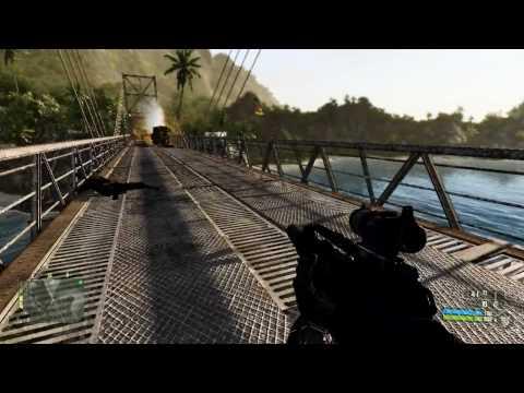 Crysis Reli2 mod Gameplay (Harbor/Assault level)