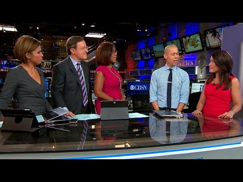 CBSN marks one year of pioneering digital news