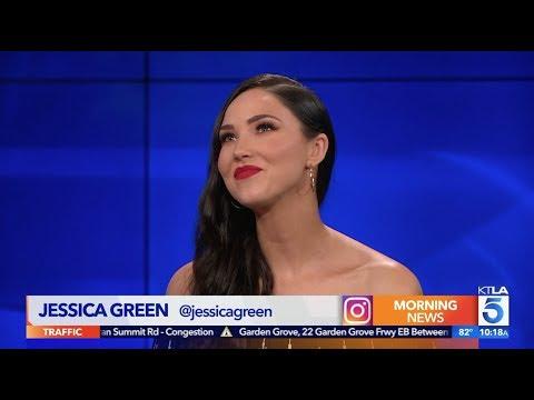 "Jessica Green talks New CW Show ""The Outpost"" & her Hidden Tattoo"
