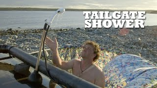 The guys build a shower into their beach wagon.What projects should we make next? Let us know in the comments!All Brojects, all the time: http://www.cottagelife.com/brojectsSubscribe to Cottage Life on YouTube: http://bit.ly/19UCmwFDIY projects, design tips, recipes and more: http://www.cottagelife.comTwitter: http://www.twitter.com/cottagelifeFacebook: http://www.facebook.com/cottagelifePinterest: http://pinterest.com/cottagelife/Subscribe to Cottage Life Food: https://www.youtube.com/cottagelifefoodSubscribe to Cottage Life Style: https://www.youtube.com/cottagelifestyle