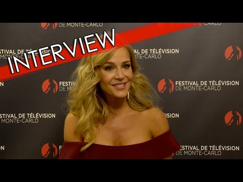 ITW Julie Benz (Hawaii 5-0) | FTV16