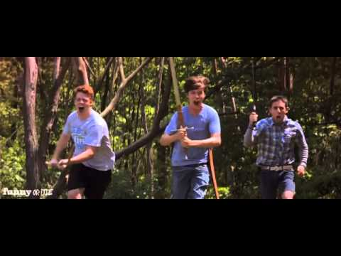 The Kings of Summer Red Band Clip 'Cried Wolf'