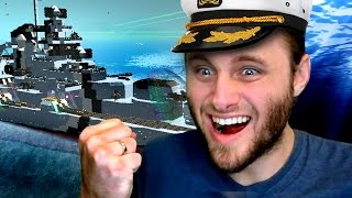 Watch as SSundee tries to become the best captain the world has ever seen!! Will he achieve his goal?! Or be extremely bad at ...