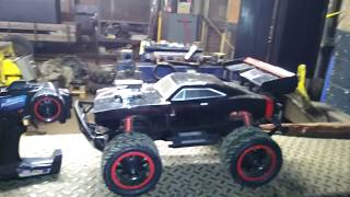 Nonton Dom's off-road charger Elite Jada Toys RC instructional video on pairing the controller Film Subtitle Indonesia Streaming Movie Download