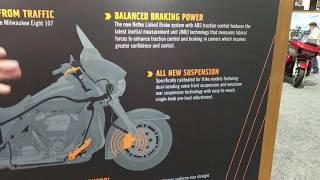 8. 2019 Harley Davidson Trike Reviews new Features Tri Glide & Freewheeler