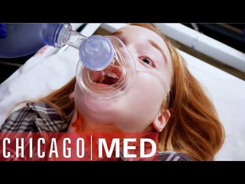 Unintentional Abuse After Traumatic Past | Chicago Med