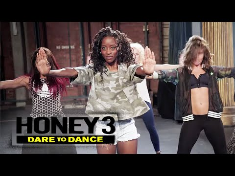 Honey 3: Dare to Dance   Dance Off Showing How It's Done   Film Clip
