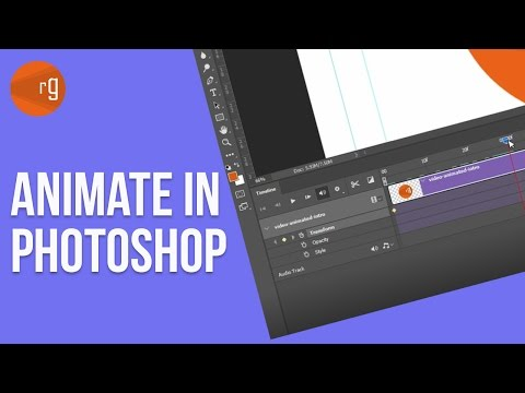 Simple Animation In PhotoShop CC Tutorial
