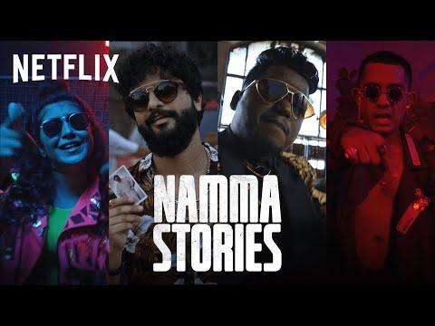 Namma Stories - The South Anthem | NJ, Arivu, SIRI & Hanumankind | Netflix India