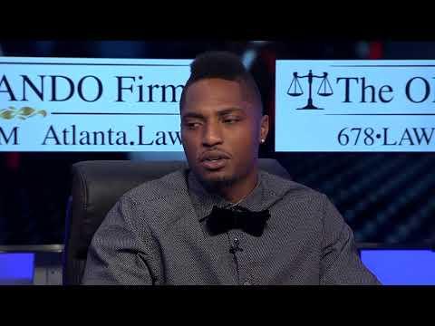 Dr. Saadiq El-Amin Fox 5 Atlanta Play to Win, Chris Culliver, Carson Wentz ACL Injury.