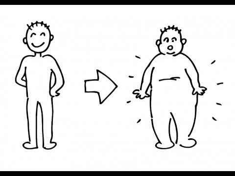 comment gagner 5 kg en un mois
