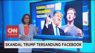 Download Video Skandal Trump Tersandung Facebook MP3 3GP MP4
