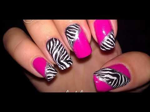 Modelos de uñas - Diversión uñas decoradas Sencillas Faciles y Elegantes