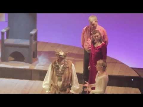 King Lear - Act I, Scene 1