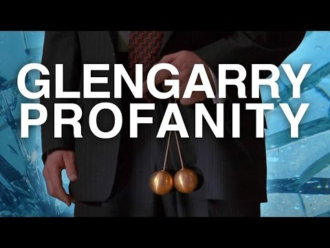 Glengarry Profanity Supercut (видео)