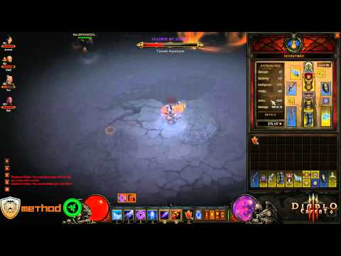Diablo 3 - Diablo (Inferno) Kill Video Video