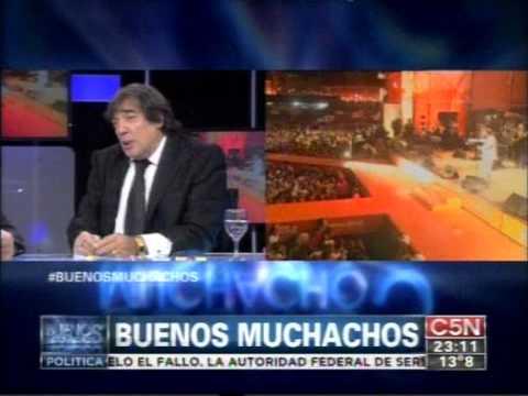 C5N - BUENOS MUCHACHOS: PARTE 2 (11/05/13)